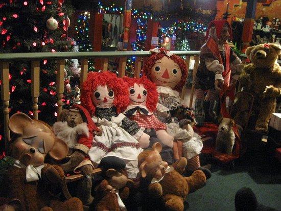 Paradise, Πενσυλβάνια: Scenes of Christmas past memories