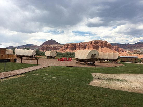 Capitol Reef Resort: photo1.jpg