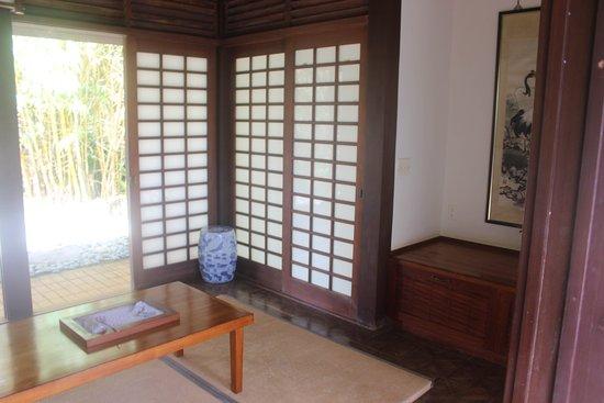 Kilauea, ฮาวาย: The little Japanese-style tea hut
