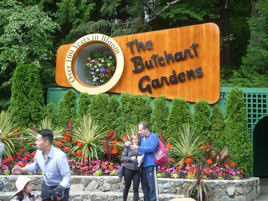 Always A Great Show Picture Of The Butchart Gardens Central Saanich Tripadvisor
