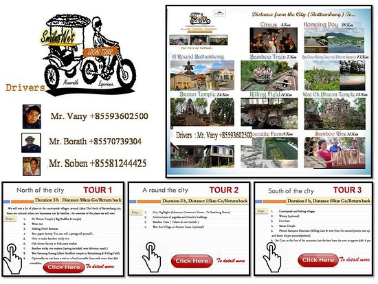 Battambang, Cambodja: http://francophonetour.blogspot.com/