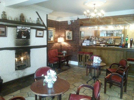 Fahan, Irlanda: Cosy Bar