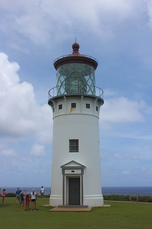 Kilauea, Havaí: The lighthouse