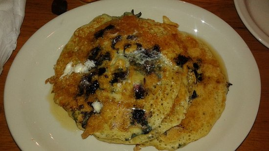 Stevensville, MD: My Maine Blueberry Pancakes