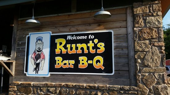 Runts Bar-B-Q & Grill: 20160729_184545_large.jpg