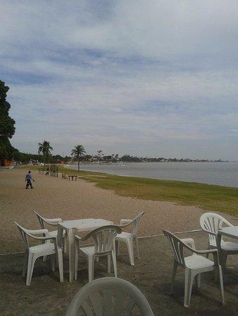 Бузиос: Visual do praia.