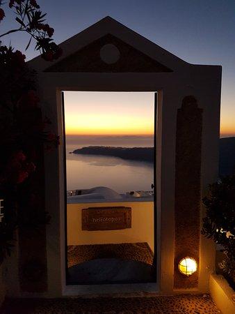 Ξενοδοχείο Ηλιότοπος: Hotel entrance