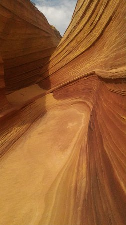 The Wave at Coyote Buttes: The wave, un lieu fantastique.