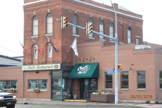 Chefs Restaurant Buffalo Ny