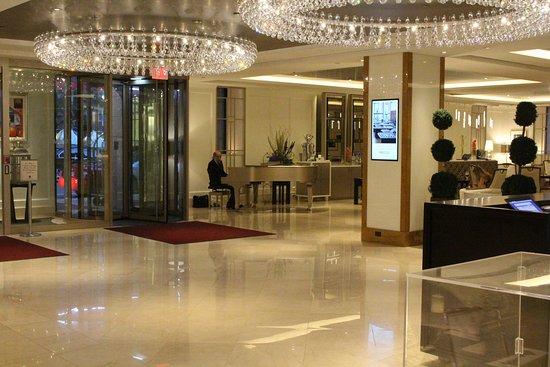 波士頓朗廷酒店照片