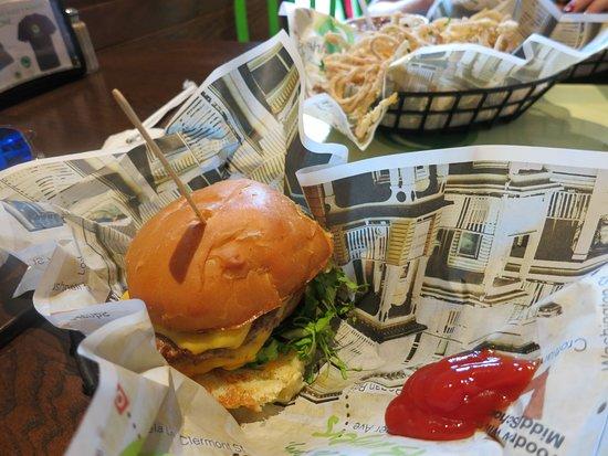 Hingham, MA: Burger