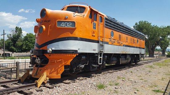 Royal Gorge Route Railroad: 20160717_111659_large.jpg