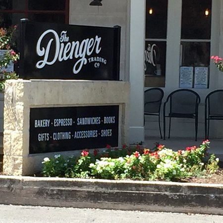 The Dienger Trading Co.: A Cool Place to Visit