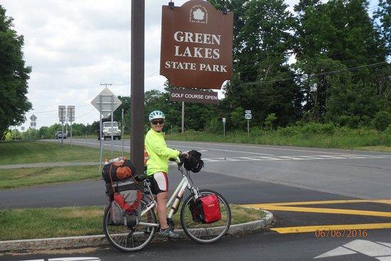 写真Green Lakes State Park枚