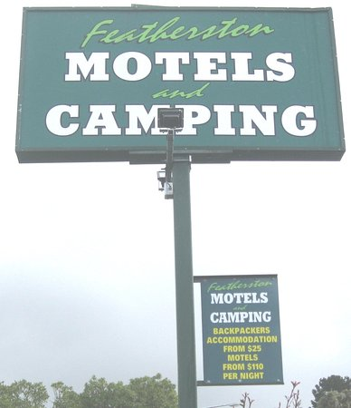 ‪Featherston Motels and Camping‬