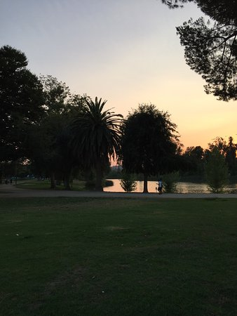 Legg Lake Park Whittier Narrows Recreation Area South El