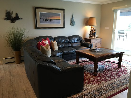 Kenai, Alaska: Living Room