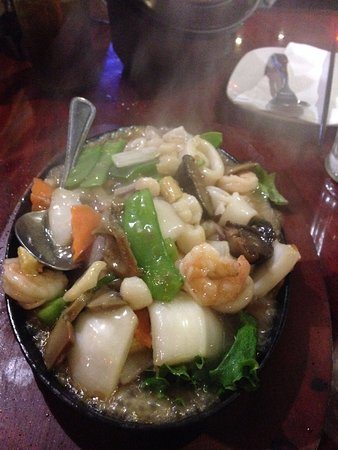 Sizzling Seafood Mamak Restaurant Houston Texas Picture