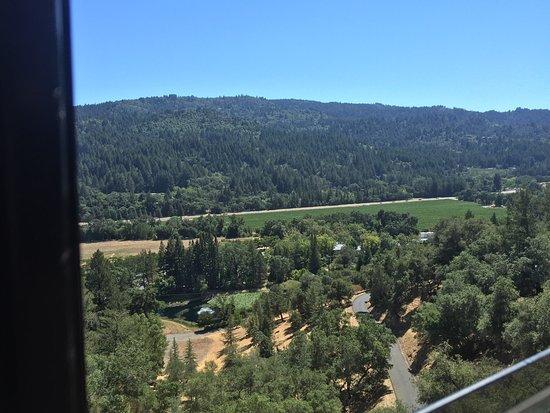 Calistoga, كاليفورنيا: Sterling Vineyards