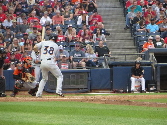 Akron, OH: Indians AA prospects