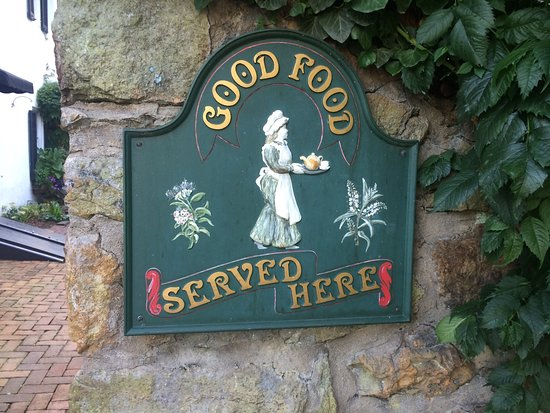 Upperville, VA: Good food!