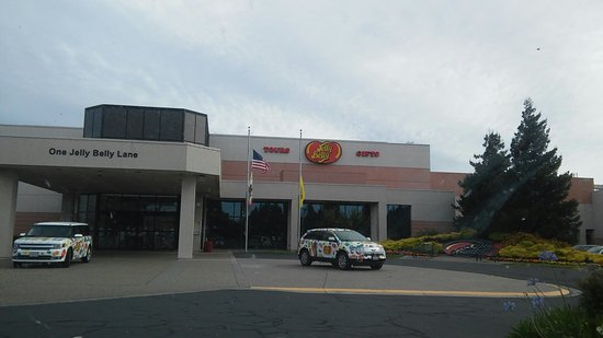 Fairfield, Καλιφόρνια: Jelly Belly Factory Tour