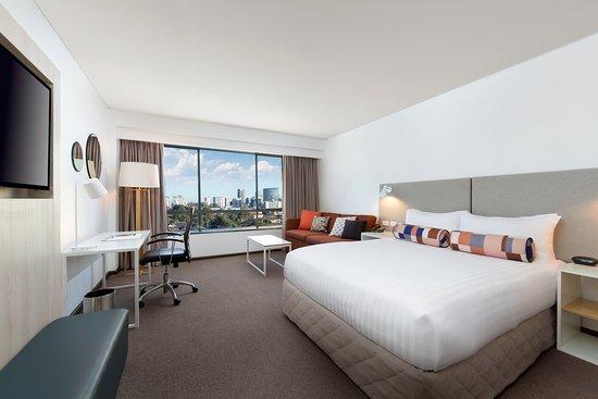 Rosehill, أستراليا: Superior Queen Room