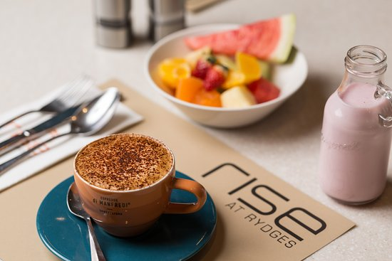 Rosehill, Australia: Rise Breakfast