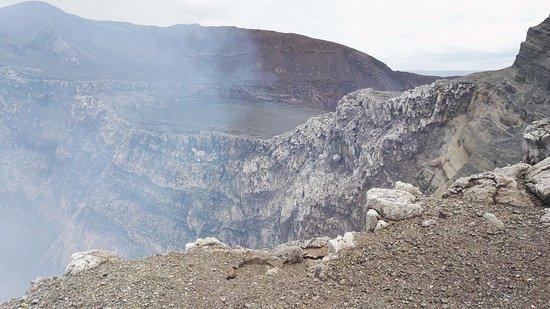 Masaya, Nikaragua: kráter