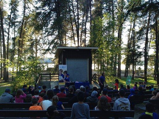 Dryden, Canada : Amphitheater