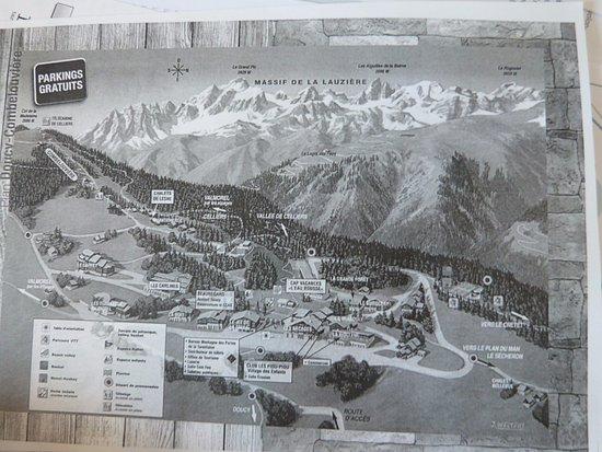 Vue De La Terrasse Picture Of Vtf Les Carlines Doucy