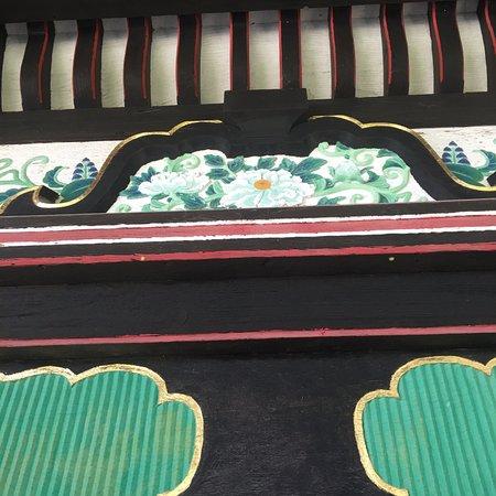 Mizukami-mura, Япония: 装飾画も4面に、さまざま