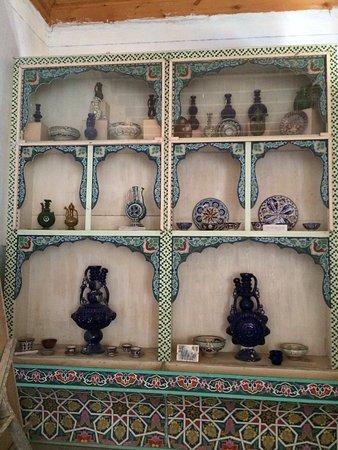 Isfara, Tadjiquistão: Творчество мастеров