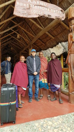Roika Tarangire Tented Lodge : 20160712_085712_large.jpg