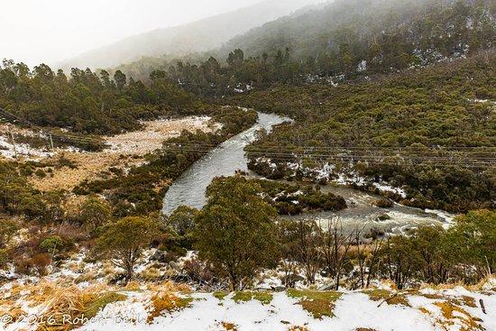 Thredbo Village, Australien: Thredbo River