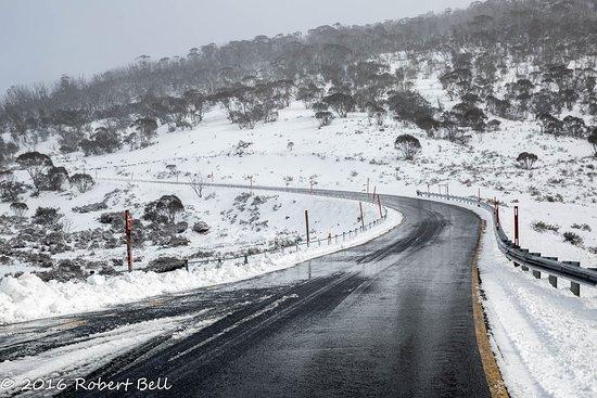 Thredbo Village, Australien: Roads