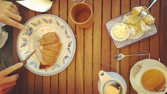 Magnetic Island, Australien: Tuesday morning tea