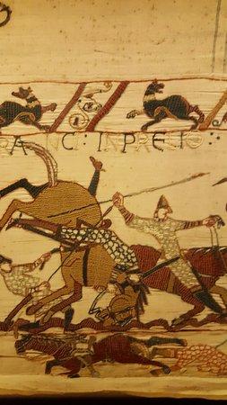 Musée de la Tapisserie de Bayeux: 20160719_162946_large.jpg
