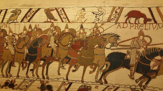 Musée de la Tapisserie de Bayeux: 20160719_162601_large.jpg