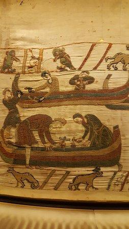 Musée de la Tapisserie de Bayeux: 20160719_162033_large.jpg