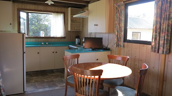 Saint Arnaud, New Zealand: Inside one of the Cottages