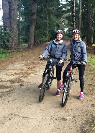 Mornington, Australia: Bike riding