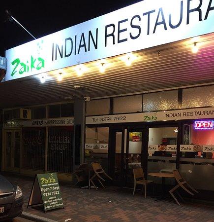 Midland, Australien: Dissappointing night at Zaika😡