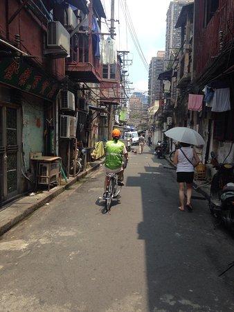 China Cycle Tours : Mit dem Fahrrad durch Shanghai
