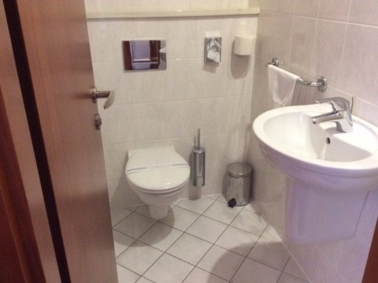 Hotel Coronet : Toilets