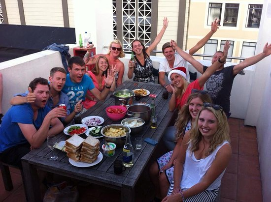 On Top Backpackers: Christmas BBQ's