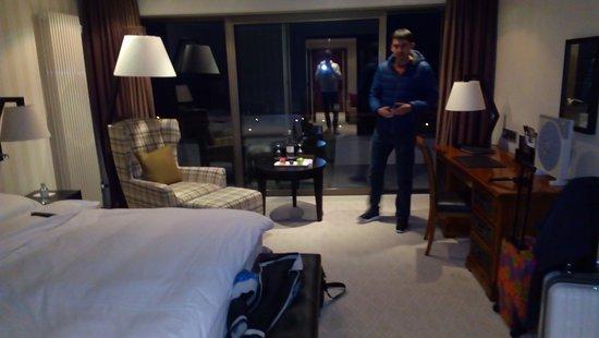 The Europe Hotel & Resort: room