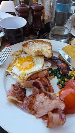 Concord, Austrália: Big breakfast