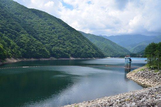 Hirose Lake(Hirose Dam)