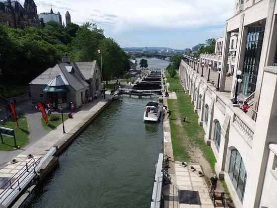 Οττάβα, Καναδάς: Canal Locks